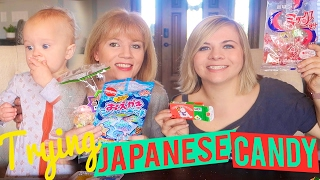 Video TRYING JAPANESE CANDY! 🇯🇵  W/ MY MOM AND FINN // SoCassie download MP3, 3GP, MP4, WEBM, AVI, FLV Agustus 2018