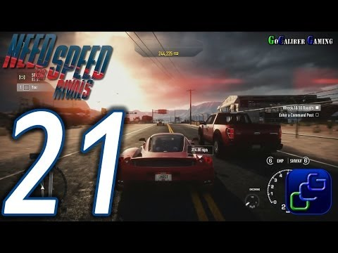 Need For Speed: Rivals Walkthrough - Part 21 - COP Chapter 4: VRT Called In, Chapter 5