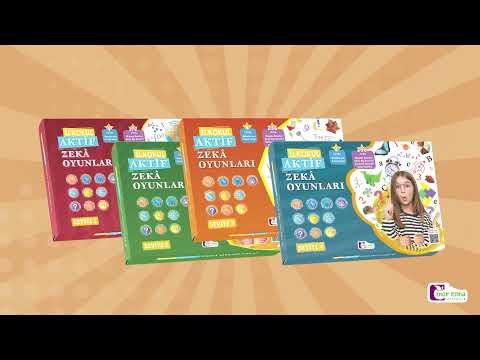 İlkokul Aktif Zekâ Oyunları - Tanıtım Videosu
