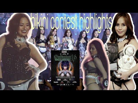 Dutdutan 2019 Bikini Contest (best moments) HD