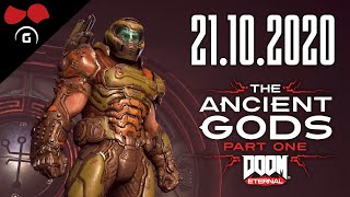 Doom Eternal: The Ancient Gods - Part One | #2 | 21.10.2020 | #Agraelus