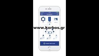 Συναγερμός αυτοκινήτου σε Mercedes-Pandora Immo mobile app review www.korbos.gr