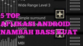 5 aplikasi audio buat pemutar musik
