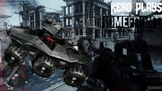Homefront The revolution episode 10: testing out the Goliath