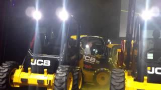 Video still for JCB BRAND NEW Small Platform Skid Steer Loader