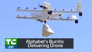Alphabet's Project Wing delivers burritos by drone in Australia