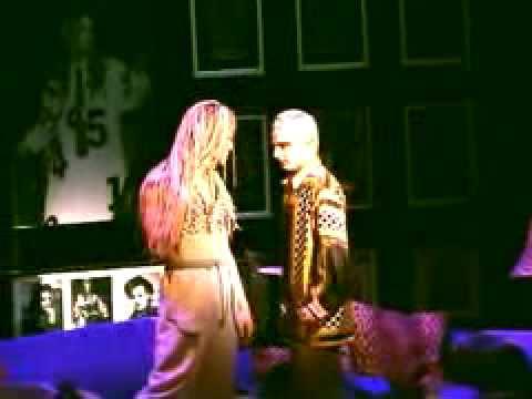 Taboo - Broadway Euan Morton - the Fame Game
