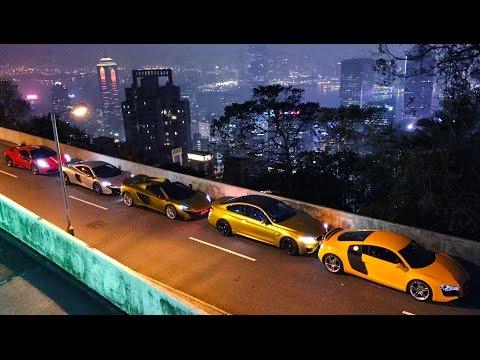Supercars & Super Watches of Hong Kong!