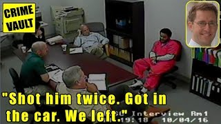 Luis Rivera telling his role in the murder for hire plot of Dan Markel