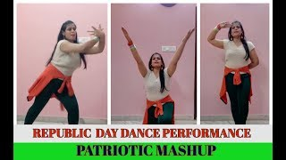 Republic Day Dance Performance | Patriotic Mashup 2 | Ritu Dance studio choreography