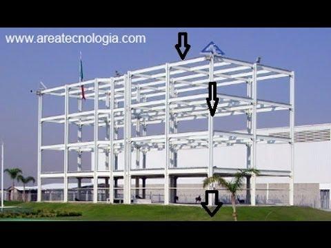 Estructuras metalicas youtube for Estructuras de hierro para casas