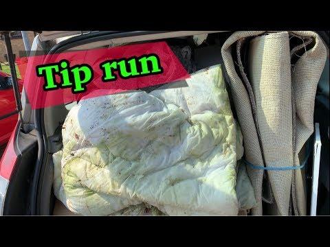 Tip run #stevesfamilyvlogs