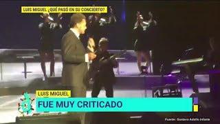 Luis Miguel defrauda a sus fans con concierto en el Auditorio Nacional | De Primera Mano