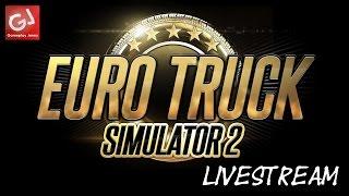 Euro Truck Simulator 2 Livestream: Driving You Insane
