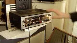 Dynacord Echocord Super 76 tape delay / spring reverb (60's)