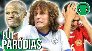 ♫ MALEMOLÊNCIA (só de Gols Contra) | Paródia de Futebol - Dynho Alves