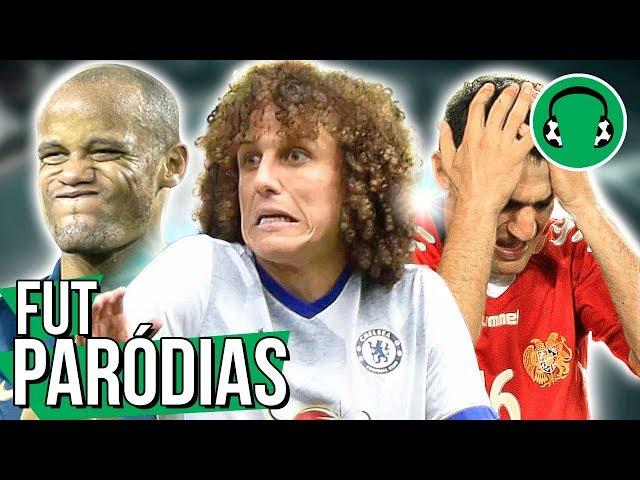 ♫ MALEMOLÊNCIA (só de Gols Contra)   Paródia de Futebol - Dynho Alves