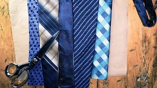 Quy trình sản xuất một chiếc Cà vạt từ A-Z. CAVAT.com