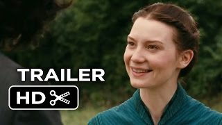 Madame Bovary Official Trailer #1 (2015) - Mia Wasikowska Drama HD