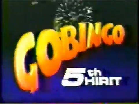 Go Bingo Commercial Break 1998 - Part 1