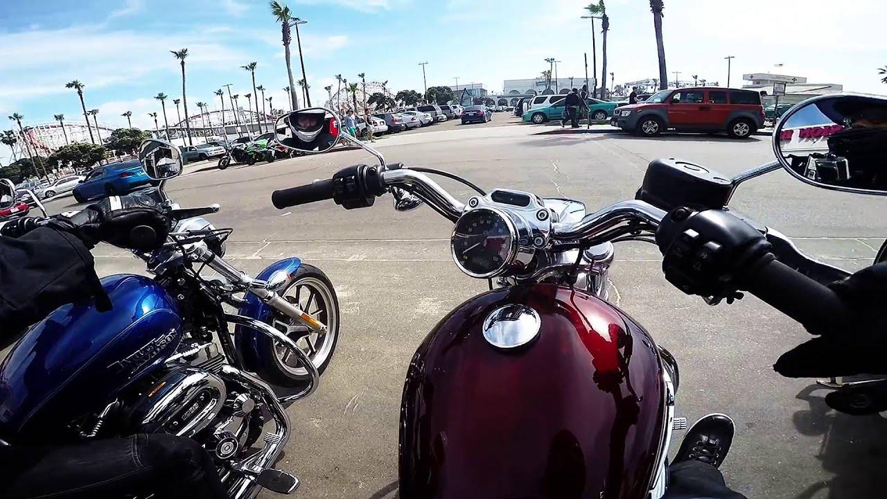 motorcycle rentals San Diego CA