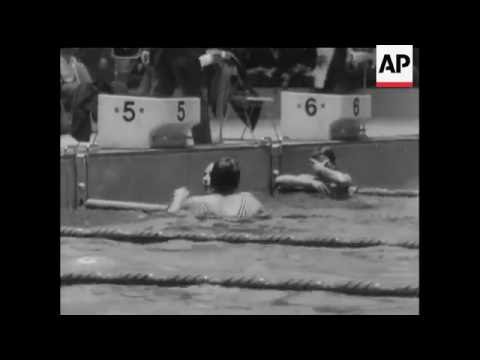Olympics - The Shine of Gold and Silver - 1964
