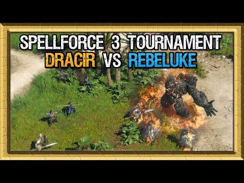 Spellforce 3 Tournament - Dracir vs Rebeluke - Game 2 |
