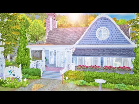 The Sims 4: Speed Build // Savannah's Clinic (Cats And Dogs)