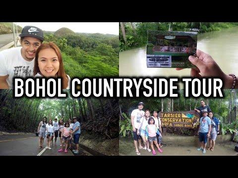 BOHOL COUNTRY SIDE TOUR l Lifevlog