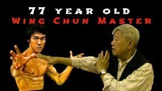wing chun master 77 yr old taught bruce lee hong kong