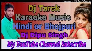 DIWANI MAY DIWANI Dj Tarck Karaoke Music Hindi