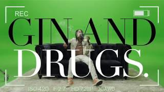 Download Wiz Khalifa - Gin & Drugs feat. Problem [Official Music Video] Mp3
