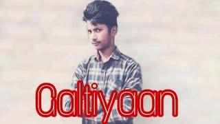 Galtiyaan Zack knight |Dance cover  | Sushant kashyap rajpoot