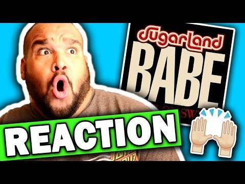 Sugarland ft Taylor Swift  Babe REACTION