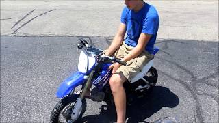 Yamaha Ttr 50 Top Speed Test!!!