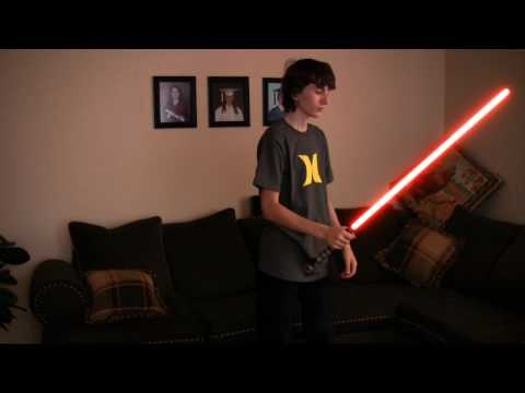 Lightsaber Test, Fully Made In Premiere Pro Cs5, No After Effects!