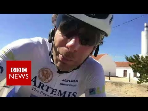 Cycling around the world in 80 days - BBC News