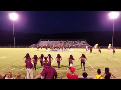Tyner (Chattanooga, TN) Marching Band 9/2/2016