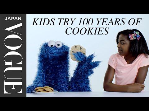 クッキーモンスターと振り返る。クッキー、100年の歴史。|100 Years of... | VOGUE JAPAN
