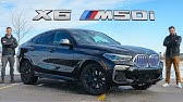 2020 BMW X6 M50i // The $100,000 SUV That Actually Glows