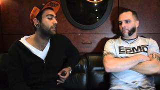 An Interview with Jesse Leach of Killswitch Engage - October 23rd, 2013