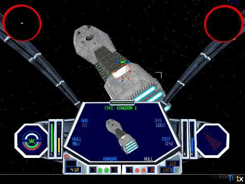 Star Wars – TIE Fighter (1998) Campaign 10 – Missions 1, 2, 3, 4, 5 & 6