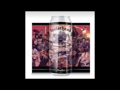 """2 new Motorhead beers ..! - Wage War debut """"Don't Let Me Fade Away"""" off album Deadweight"""