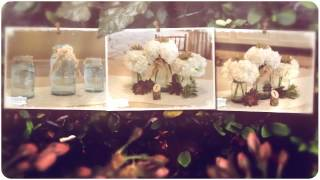 Country Chic Wedding By Aayla & Vjolca