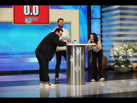 Mila Kunis and Josh Gad Play '5 Second Rule'