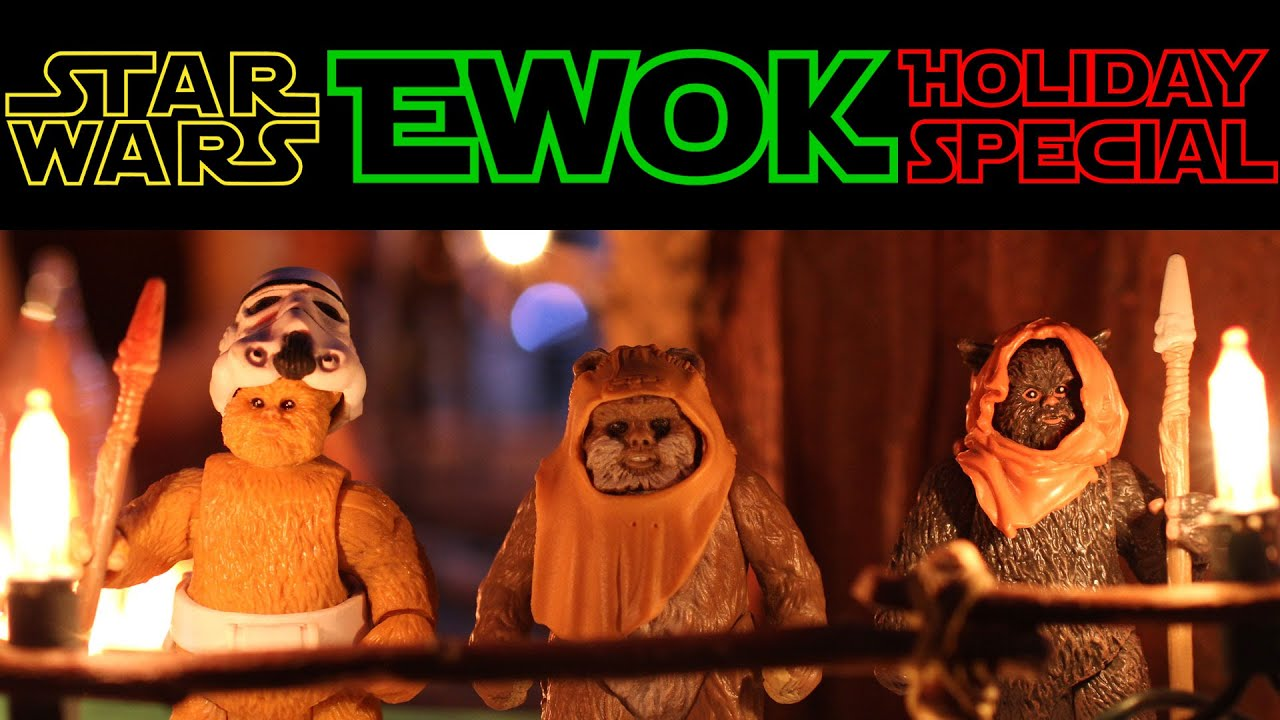 Star Wars Ewok Holiday Special - YouTube