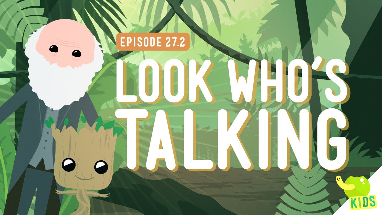 Look Who's Talking: Crash Course Kids #27.2