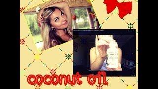 ЛУЧШЕЕ СРЕДСТВО ДЛЯ ВОЛОС!КОКОСОВОЕ МАСЛО!ГДЕ КУПИТЬ?!(СПАСИБО ЗА ПОДПИСКУ И КОММЕНТАРИИ!)))) Кокосовое масло Dolphin Coco. меня можно найти: instagram: LUBOFF69., 2013-09-20T09:54:34.000Z)