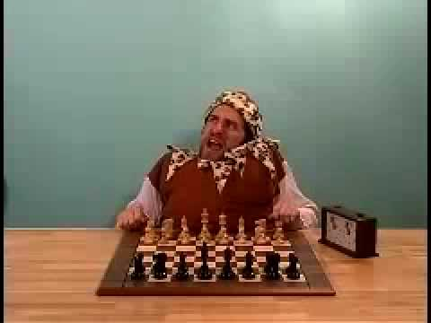 Dustin Diamond Teaches Chess