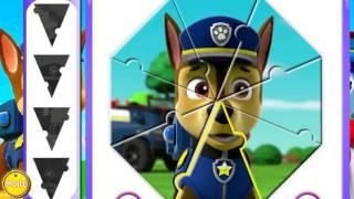 Мультик игра Щенячий патруль: Головоломки (Paw Patrol Puzzle)